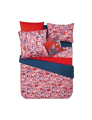 K Bloom King Bed Duvet Cover