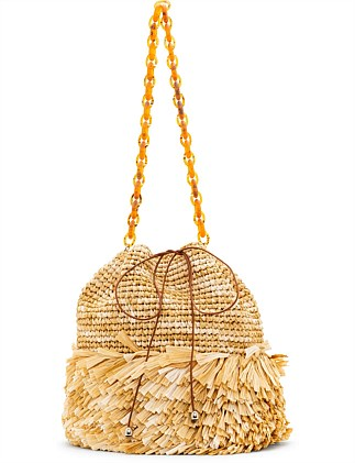 CORALLINA LARGE BUCKET BAG