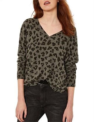 47002dff26c6 Animal Print Knitwear Special Offer. Mint Velvet
