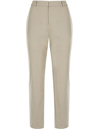 Side Stripe Capri Pant
