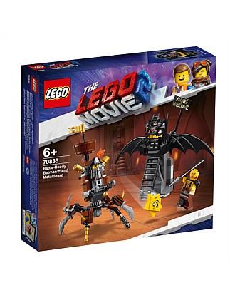750c3e13c69 LEGO Movie 2 Battle-Ready Batman and MetalBeard ...