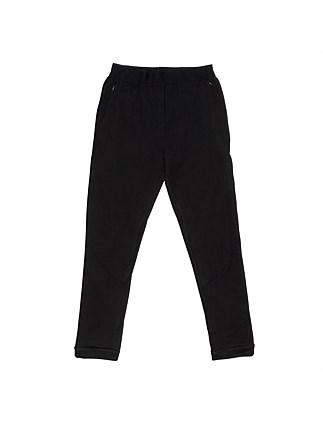 Seamed Track Pant 7/8Th Length (Girls 8-14 Yrs)