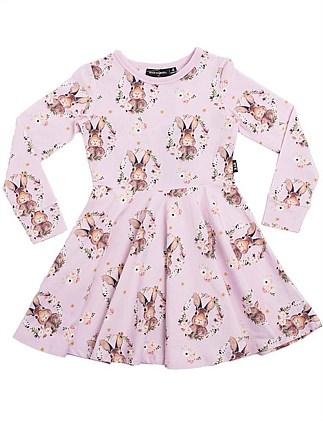 94836af5d2 SOME BUNNY WAISTED DRESS