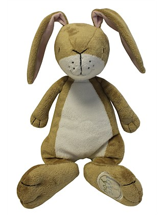 LARGE NUTBROWN HARE PLUSH