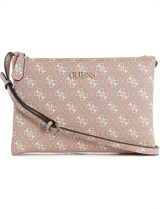 MACI MINI DOUBLE ZIP CROSSBODY b9461dc5cfc56