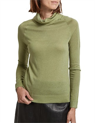 Laura Turtle Neck Knit