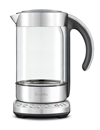 BKE840CLR the Smart Kettle Clear With Variable Temp Control