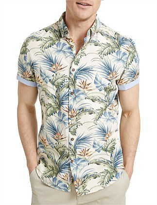 Short Sleeve Tapered Joseph Shirt