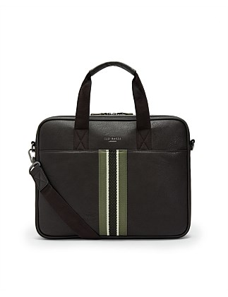 43c689a835 WEBBING DOCUMENT BAG. Ted Baker