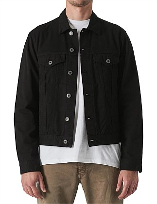 TYPE ONE JACKET - BLACK