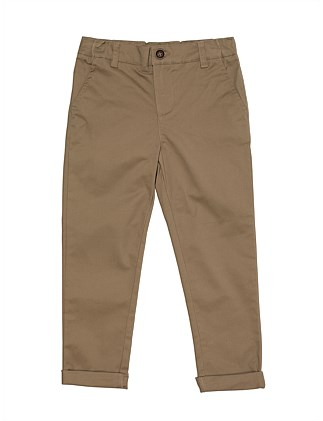 STRETCH CHINO PANT