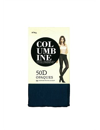 Opaque Tights 50D