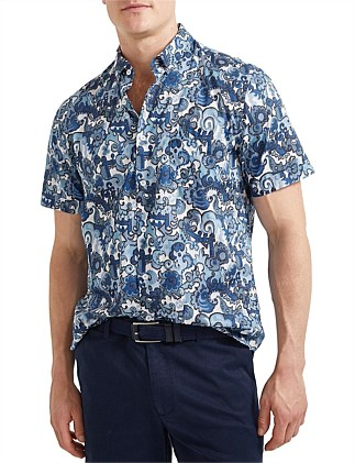 Short Sleeve Jack Liberty Shirt
