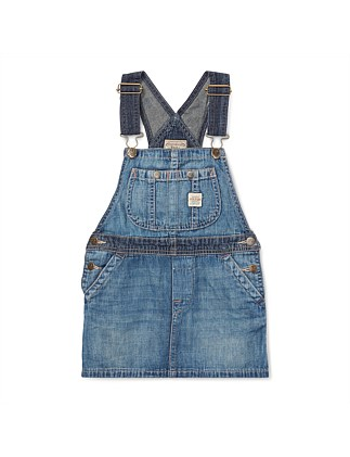 Denim Dress (7-16 Years)