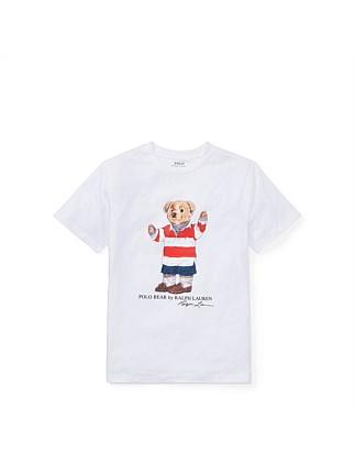 ce1ed46f7 Bear Tshirt (2-4 Years). Polo Ralph Lauren