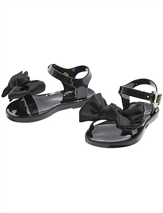 Bow Jelly Sandal (Baby Girls 0-2)