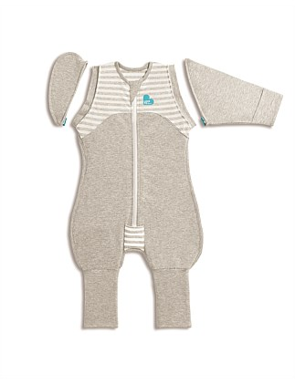 LTD SWADDLE UP TRANSITION SUIT ORIGINAL GREY L