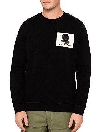 CREW NECK SWEAT-E.K 1926 ICON