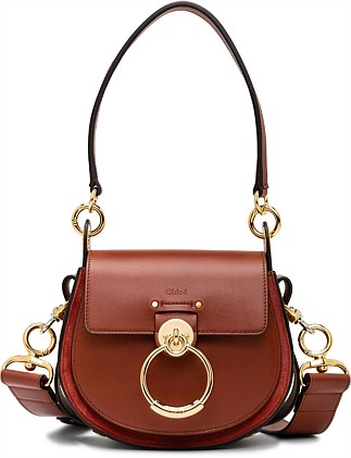 TESS SMALL LEATHER CAMERA BAG