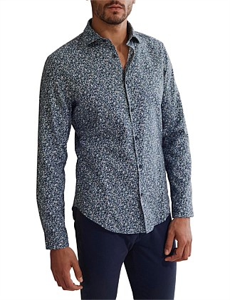 Slim Night Garden Shirt