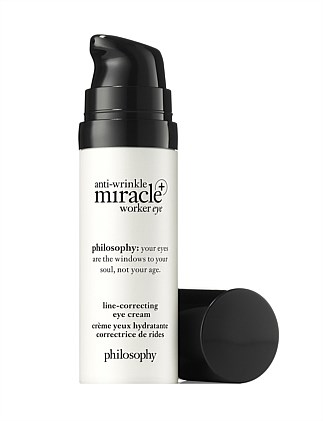 AW MIRACLE WORKER + LINE-CORRECTING EYE CREAM 15ML