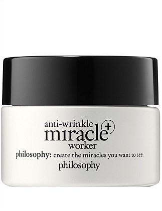 AW MIRACLE WORKER + LINE-CORRECTING MOISTURISER 15ML