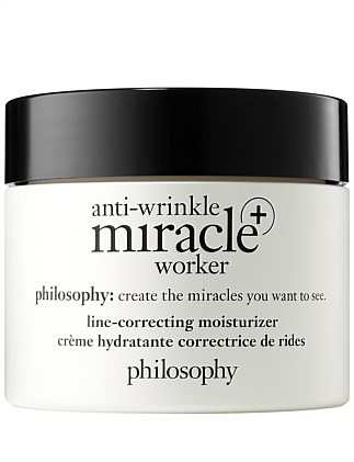 AW MIRACLE WORKER + LINE-CORRECTING MOISTURISER 60ML