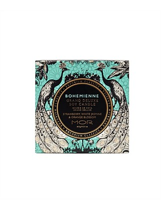 Bohemienne Grand Deluxe Soy Candle