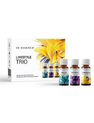 IN ESSENCE LIFESTYLE TRIO (3 x 8ml)