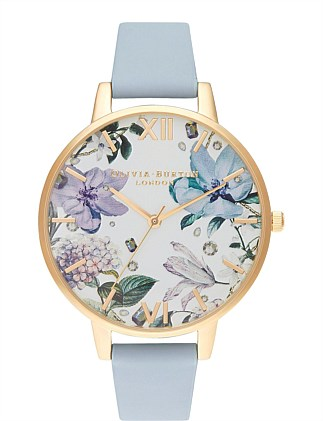 Bejewelled Florals Collection watch