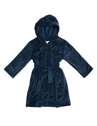 Boys Fleece Robe (Boys 2-7 Yrs)