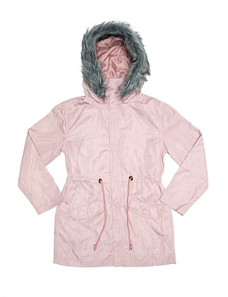 Girls Anorak (Girls 8-16)