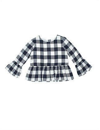 Woven Smock Top (Girls 2-7)