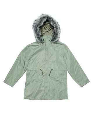 Anorak (Girls 8-16)