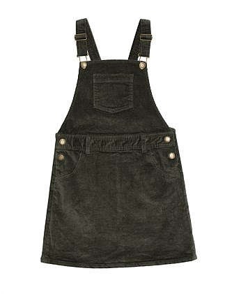 Cord Pinafore (Girls 8-16)
