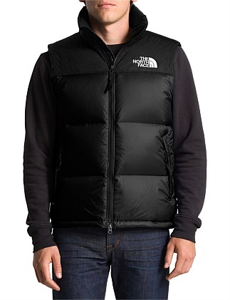 be1074ed71 M 1996 RETRO NUPTSE VEST TNF BLACK. The North Face