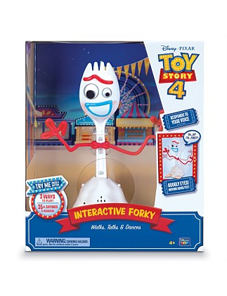 Toy Story 4 Feature Talking Forky