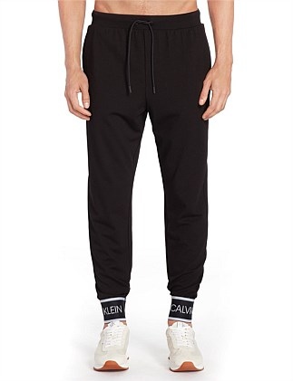 CALVIN KLEIN PERFORMANCE ACTIVE ICON CUFF PANTS