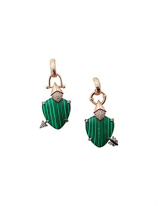 Quiver Drop Earrings
