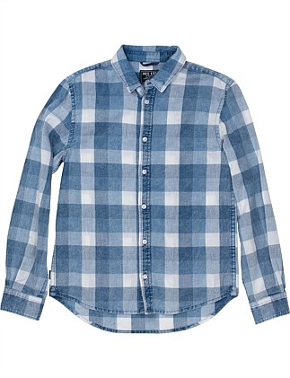 WIRRAL CHECK SHIRT (Boys 8-14 Years)