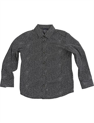CROWDED POLKA SHIRT (Boys 3-7 Years)