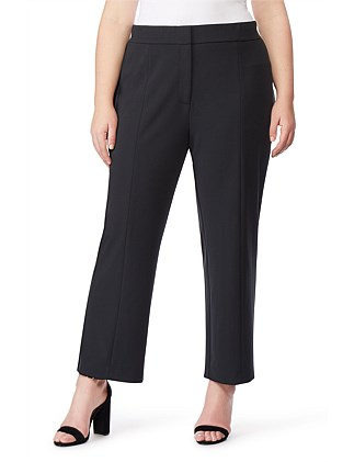 Ankle Length Ponte Trouser
