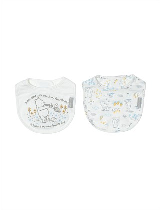 2 Pack Bib Set