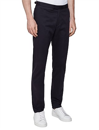 Ache Brushed Cotton Slim Trouser