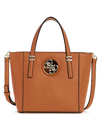 111879b2c OPEN ROAD MINI TOTE Special Offer. Guess