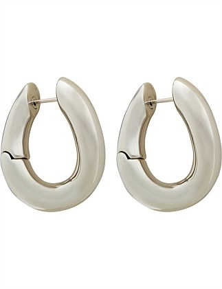 LOOP EARRING P