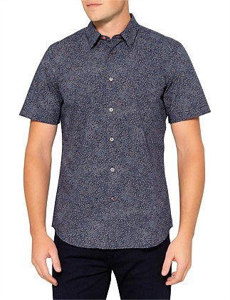 MENS SHIRT TAILORED SS