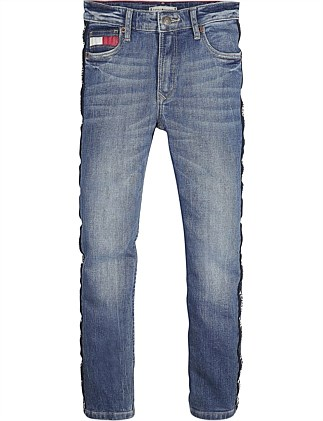 93510320fb U Randy Relaxed Cropped Vapbst Jean (Boys 8-14). Tommy Hilfiger