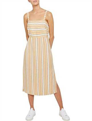 KYLIE STRIPE DRESS