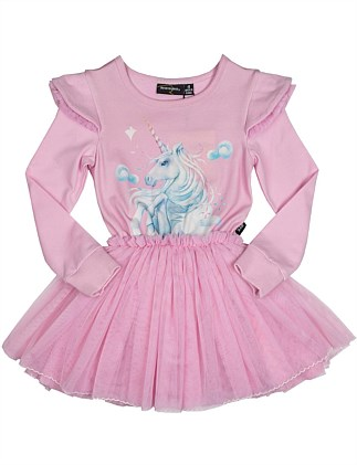 Diamonds in the Sky Circus Dress (Girls 3-8)